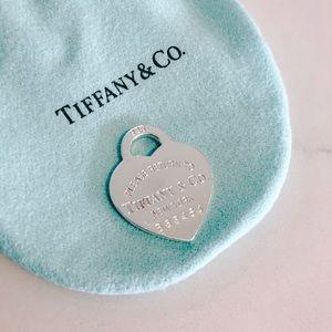 Return to Tiffany Pendant